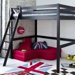 кровать двухъярусная односпальная