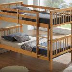 кровать двухъярусная оформление