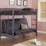 кровать двухъярусная вид