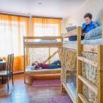 кровать двухъярусная для отеля