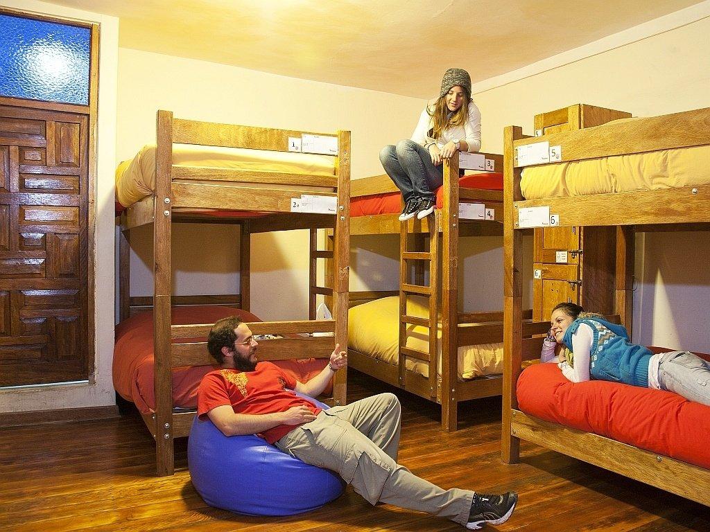 Кровать-чердак обеспечивает