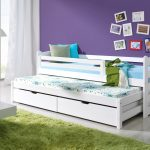 кровать двухъярусная низкая