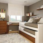 кровать двухъярусная невысокая