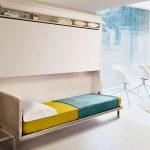 кровать двухъярусная подвесная