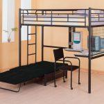 ассортимент двухъярусная кровать со столом