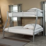 двухъярусная кровать икеа трехспальная металл