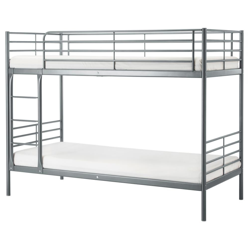 сборка кровати икеа
