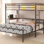 двухъярусная кровать икеа трехспальная