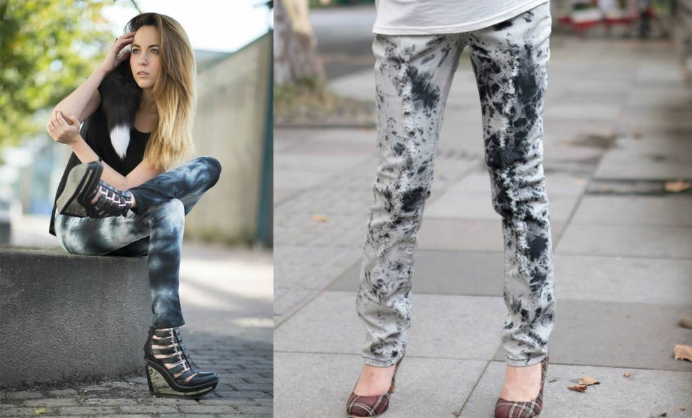 джинсы варенки своими руками