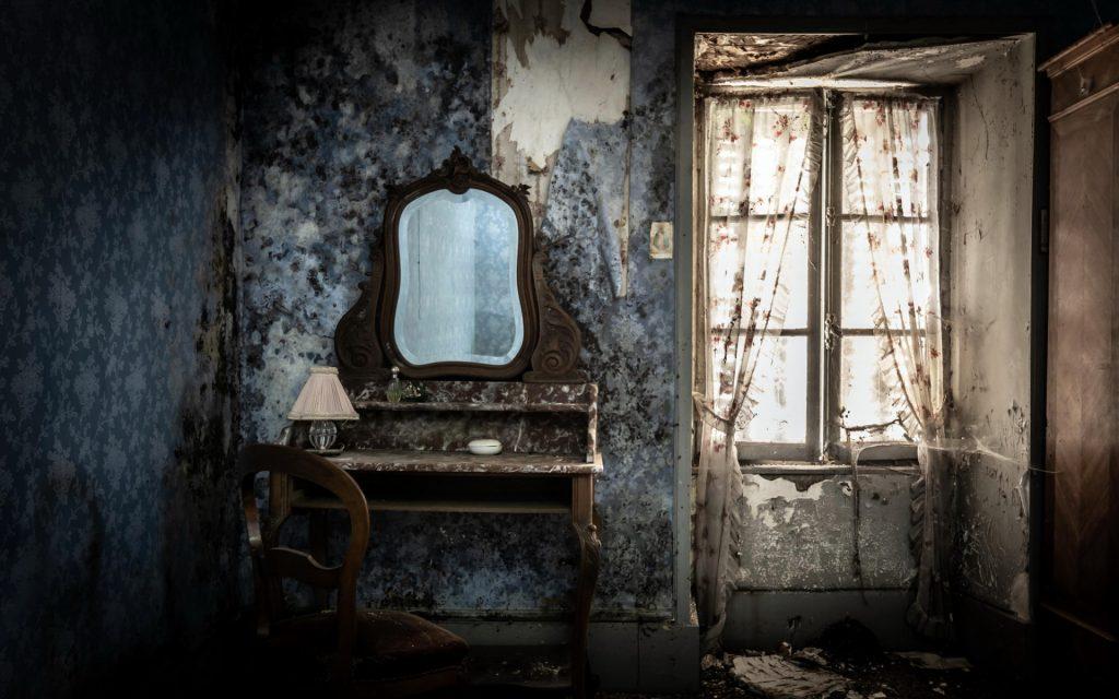 энергетика старинных зеркал