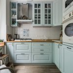 эргономичный кухонный гарнитур