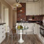эргономичный кухонный гарнитур дизайн идеи