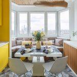 эргономичный кухонный гарнитур идеи дизайн