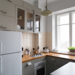 эргономичный кухонный гарнитур фото интерьер