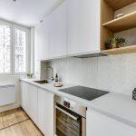 эргономичный кухонный гарнитур идеи
