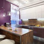 эргономичный кухонный гарнитур идеи оформления