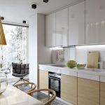 эргономичный кухонный гарнитур фото варианты