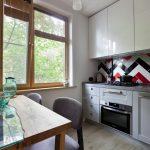 эргономичный кухонный гарнитур варианты идеи
