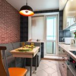эргономичный кухонный гарнитур идеи варианты