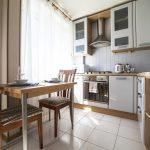эргономичный кухонный гарнитур виды