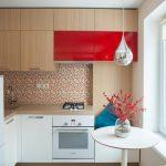 эргономичный кухонный гарнитур виды фото