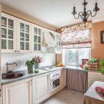 эргономичный кухонный гарнитур дизайн