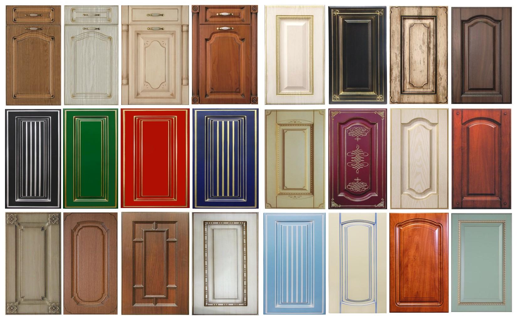 разновидностей фасадов