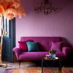 диван фиолетовый смотреть