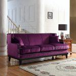 диван фиолетовый переставить