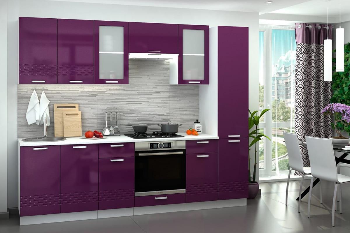 фиолетовый цвет творчества