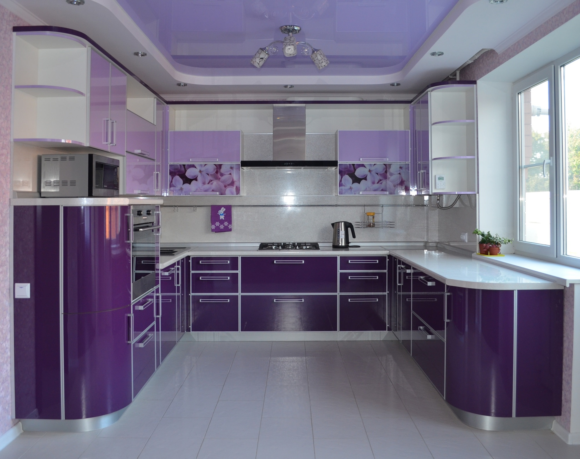 темные оттенки фиолетового