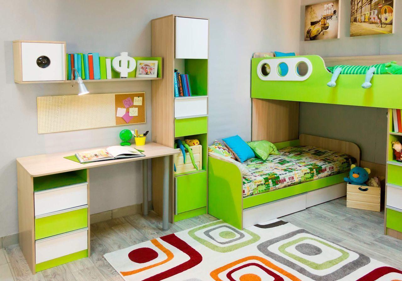 фото детской мебели