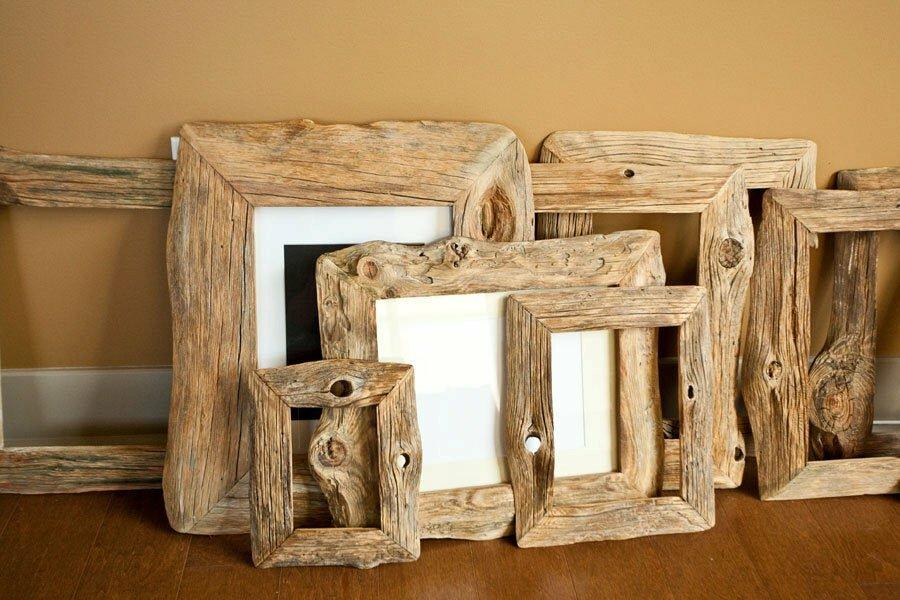 попытки как сделать из дерева рамку под фото внимание черты лица