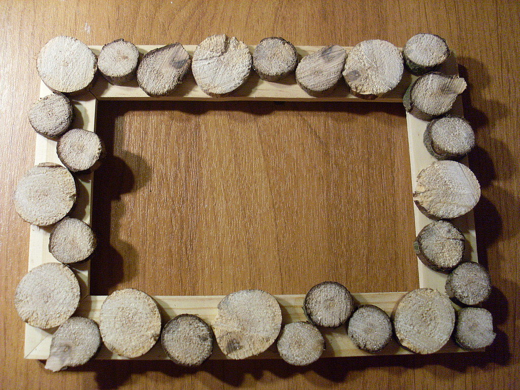 форуме уже рамочки для фото из дерева своими руками турист