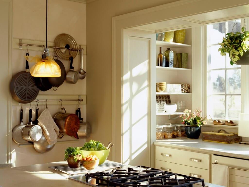 от чего отказаться в маленькой кухне