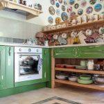 гарнитур на кухню своими руками