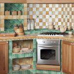 кухонный гарнитур своими руками декор
