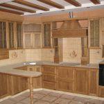 гарнитур на кухню своими руками идеи декора
