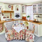 кухонный гарнитур своими руками интерьер