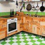 гарнитур на кухню своими руками идеи