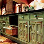 кухонный гарнитур своими руками виды декора