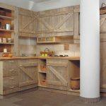 кухонный гарнитур своими руками виды оформления