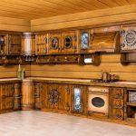 гарнитур на кухню своими руками фото дизайна
