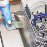 гель для посудомойки
