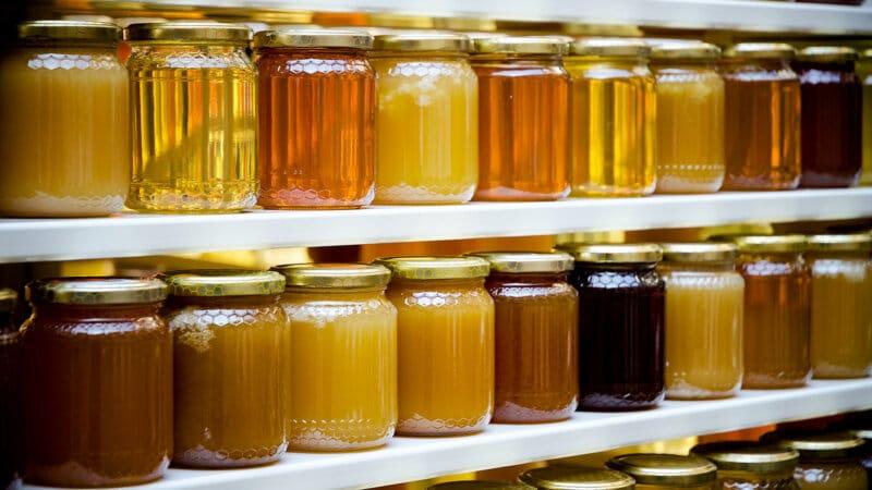 герметичные упаковки для меда