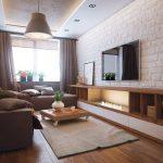 узкая комната в доме