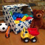 хранение детских игрушек фото оформление