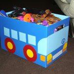 хранение детских игрушек фото вариантов
