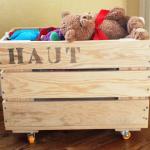 хранение детских игрушек фото