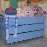 хранение детских игрушек обзор фото